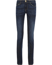 Current/Elliott The Ankle Skinny Mid Rise Jeans