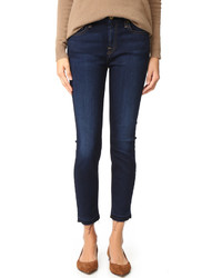 7 For All Mankind The B Ankle Skinny Jeans