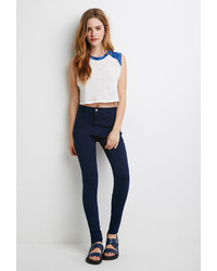 Forever 21 The Fairfax High Rise Jean