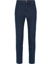 Madewell The High Riser Skinny Jeans Dark Denim