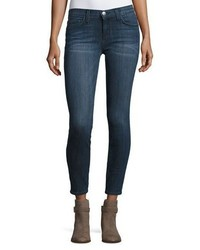 Current/Elliott The Stiletto Skinny Ankle Jeans Nightfade