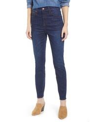 Madewell Thermolite Curvy High Waist Skinny Jeans