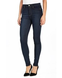 Paige Transcend Margot High Waist Ultra Skinny Jeans