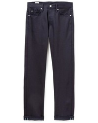 United Stock Dry Goods Narrow Fit Selvedge Jeans