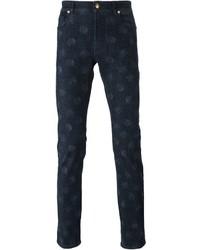 Versace Medusa Skinny Jeans