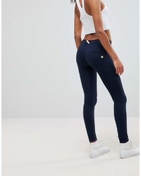 Freddy Wrup Shaping Effect Mid Rise Snug Stretch Push Up Jegging
