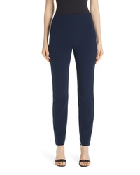 St. John Collection Bella Double Weave Ankle Pants