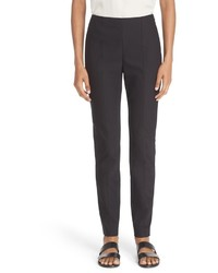St. John Collection Alexa Scuba Bi Stretch Slim Crop Pants