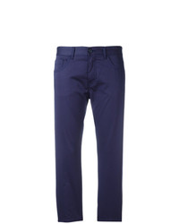 MM6 MAISON MARGIELA Slim Fit Cropped Trousers