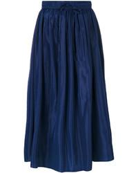 Kenzo Flared Midi Skirt