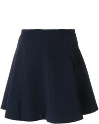 Dondup Panelled A Line Skirt