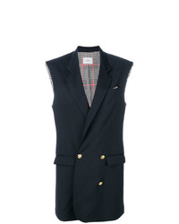 Forte Dei Marmi Couture Sleeveless Double Breasted Vest