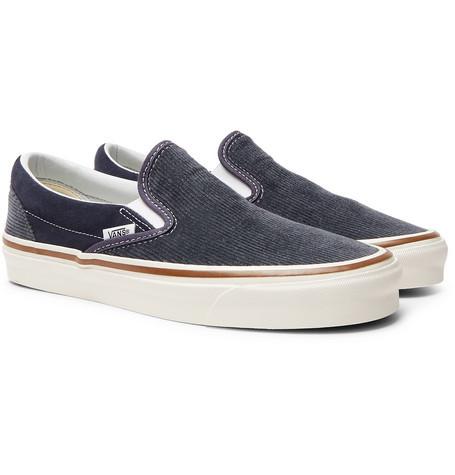 Vans Og 98 Dx Cotton Corduroy And Suede