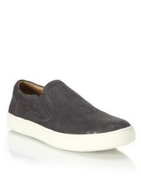 Vince Ace Snake Slip On Sneakers