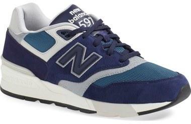 new balance 597 navy