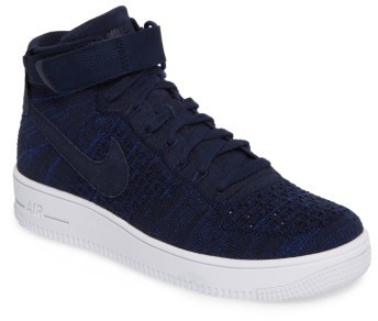 buy popular f2726 b5d99 $150, Nike Air Force 1 Ultra Flyknit Mid Sneaker