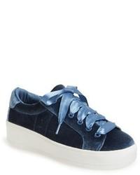 Steve Madden Bertie V Platform Sneaker