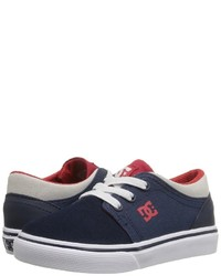 Dc Kids Trase Slip Girls Shoes