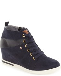 Tommy Hilfiger Girls Keriann Hidden Wedge Sneaker