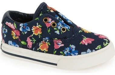 Ralph Lauren Girls Vito Ii Slip On Sneaker
