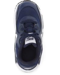 Nike Infant Boys Air Max 90 Mesh Sneaker