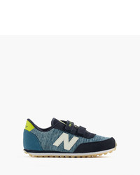 J.Crew Kids New Balance For Crewcuts Glow In The Dark 410 Sneakers