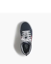 J.Crew Kids Vans Lace Up High Top Sneakers