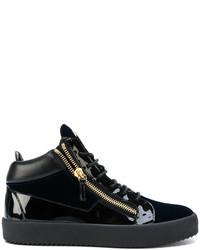 Giuseppe Zanotti Design Kriss Hi Top Sneakers