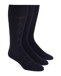 Calvin Klein 3 Pack Socks