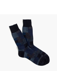 J.Crew Anonymous Ismtm Patchwork Socks