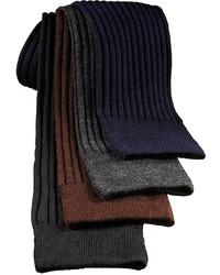 Neiman Marcus Core Spun Socks Ankle