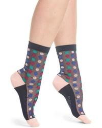 Paul Smith Gloria Spot Crew Socks