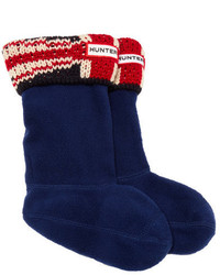 Hunter Original Brit Cuff Welly Socks