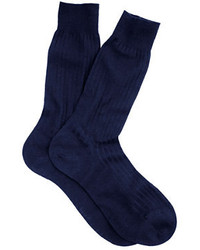 Pantherella merino dress socks medium 157221