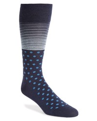 Cole Haan Stripe Dot Socks