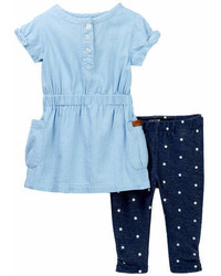 Joe's Jeans Dress Star Leggings Set