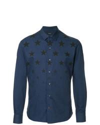 GUILD PRIME Star Print Shirt