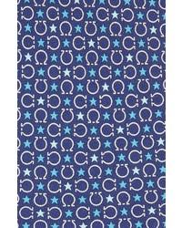 8cad12987e1a Salvatore Ferragamo Gancini Star Print Silk Tie, $190 | Nordstrom ...