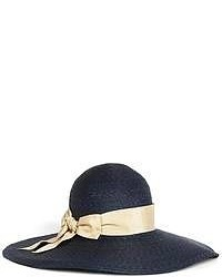 Brooks Brothers Milan Straw Portrait Hat