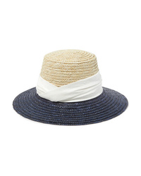 Eugenia Kim Stevie Med Two Tone Straw Hat