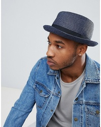 1f99d169623 ... Wide Brim Out of stock · ASOS DESIGN Straw Pork Pie Hat In Navy