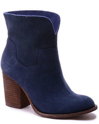 Splendid Addie Suede Ankle Boots