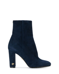 Dsquared2 Almond Toe Ankle Boots