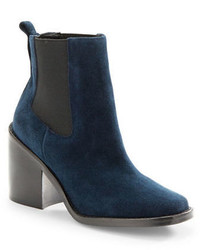 Design Lab Lord Taylor Koallan Suede Ankle Boots