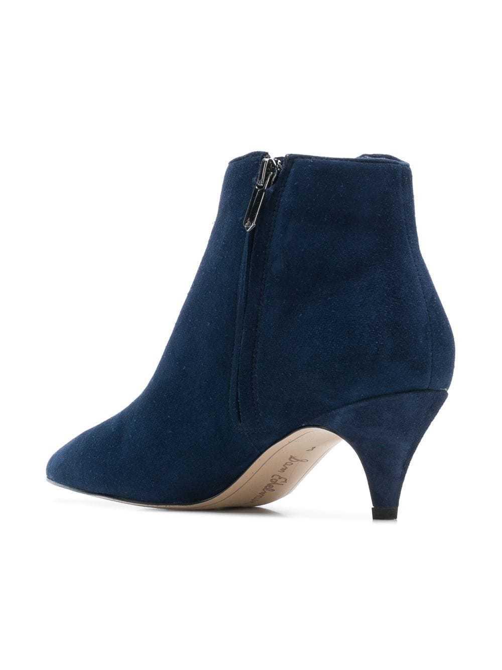 Sam Edelman Kitten Heel Ankle Boots