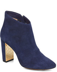 Ted Baker Lowrenna Suede Ankle Booties
