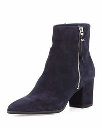 MICHAEL Michael Kors Michl Michl Kors Dawson Suede Ankle Boot Admiral