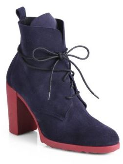 hardy suede lace up ankle boots where to buy