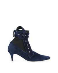 Nina Zarqua Strap Ankle Boots