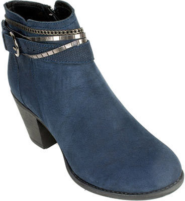 white mountain mayflower ankle bootie black suede boots